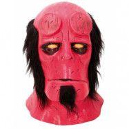 Licensierad Hellboy - Heltäckande Mask