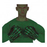 Gröna Monsterhänder - One size