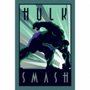 Marvel Deco, Maxi Poster - Hulken
