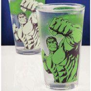 Marvel Hulken Färgskiftande Glas