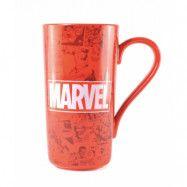 Marvel Lattemugg Röd