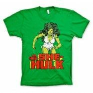 The She-Hulk T-Shirt, Basic Tee