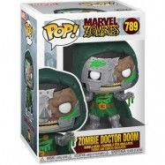 Funko POP! Marvel - Zombie Dr. Doom