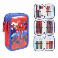 Marvel, Pennskrin med 43 Delar - Spider-Man