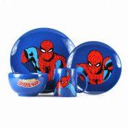 Marvel Spiderman Servis 4-delar