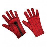 Spiderman Handskar Röd - One size