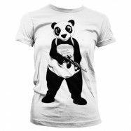 Suicide Squad Panda Girly Tee, Girly Tee