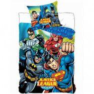 Licensierat DC Comics Justice League Bäddset
