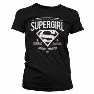 Superman Supergirl Dam T-Shirt