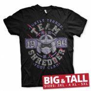 Team Shredder Big & Tall T-Shirt, Big & Tall T-Shirt
