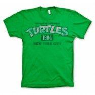 Turtles NY 1984 T-Shirt, Basic Tee