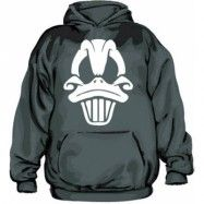 Donald Punisher Hoodie, Hooded Pullover