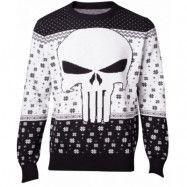 Licensierad Marvel The Punisher Jultröja