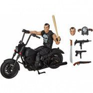 Marvel Legends - The Punisher with Motorcycle 2020