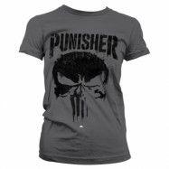 Marvel's The Punisher Big Skull Girly Tee, Girly Tee
