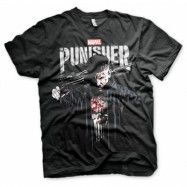 Marvel's The Punisher Blood T-Shirt, Basic Tee