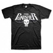The Punisher Logo T-Shirt, Basic Tee