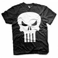 The Punisher Skull T-Shirt, Basic Tee