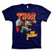 Thor - For Asgard! T-Shirt, Basic Tee