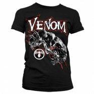Venom Girly T-Shirt, Girly T-Shirt