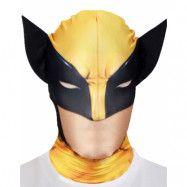 Licensierad Wolverine Morphsuit Mask