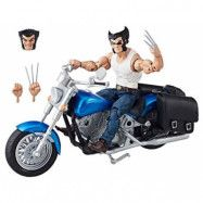 Marvel Legends - Wolverine with Motorcycle