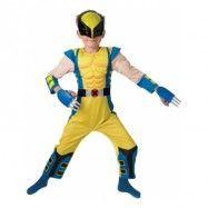 Wolverine Deluxe Barn Maskeraddräkt - Small