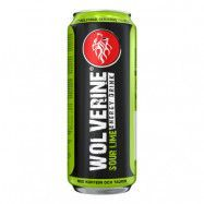 Wolverine Sour Lime - 500 ml