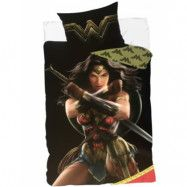 Licensierat DC Comics Wonder Woman Bäddset
