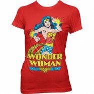 Wonder Woman Dam T-shirt