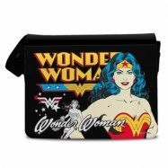 Wonder Woman Messenger Bag, Messenger Shoulder Bag