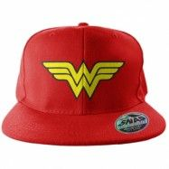 Wonder Woman Wings Snapback Cap, Adjustable Snapback Cap